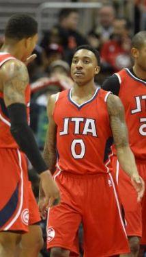 Atlanta Hawks vs. Houston Rockets