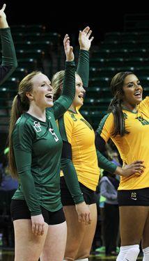Baylor Bears Women's Volleyball vs. Texas Longhorns