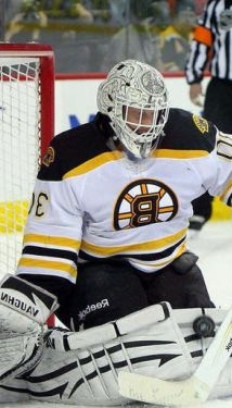 NHL East Division First Round: Boston Bruins vs. Washington Capitals - Home Game 1, Series Game 3