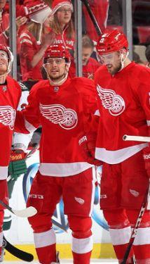 NHL Preseason: Detroit Red Wings vs. Columbus Blue Jackets