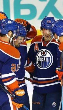 Edmonton Oilers vs. Buffalo Sabres