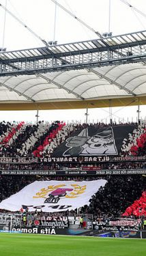 Eintracht Frankfurt vs. Borussia Monchengladbach