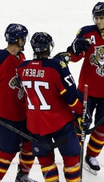Florida Panthers vs. Detroit Red Wings