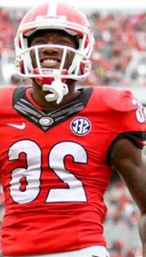Georgia Bulldogs vs. Mississippi Rebels