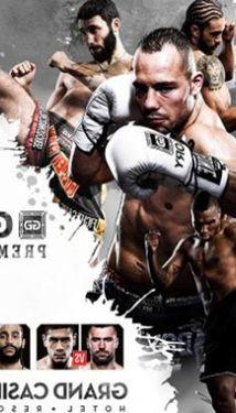 Glory Kickboxing 68