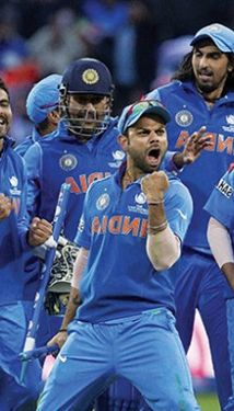 ICC Cricket World Cup: India vs. A2 (Time: TBD) - Super 12 Group 2