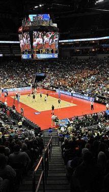 Cyclone Challenge: Iowa State Cyclones Women's Volleyball vs. Nebraska-Omaha Mavericks