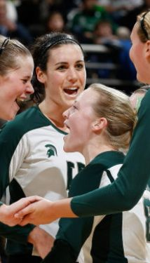 Michigan State Spartans Women's Volleyball vs. Nebraska Cornhuskers