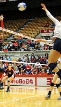Michigan Wolverines Women's Volleyball vs. Michigan State Spartans