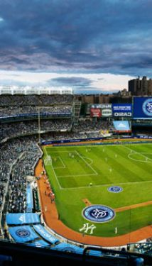 MLS Cup Conference Finals: New York City FC vs. TBD (Date: TBD - If Necessary)