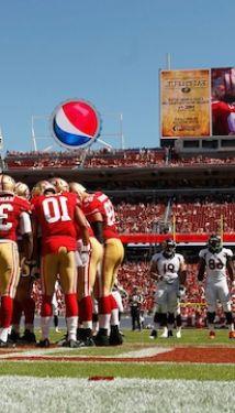 2020 San Francisco 49ers Season Tickets (Includes Tickets To All Regular Season Home Games)