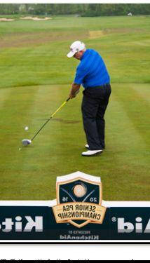 Senior PGA Championship - Wednesday