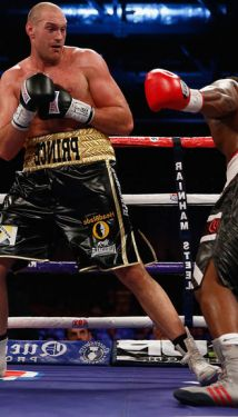 Top Rank Boxing: Tyson Fury vs. Otto Wallin