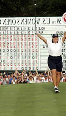 U.S. Women's Open Golf (Time: TBD) - Friday