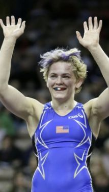 U.S. Olympic Wrestling Team Trials - Day One: Session 2 (Time: TBD)