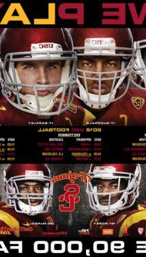 2021 USC Trojans Football Season Tickets (Includes Tickets To All Regular Season Home Games)