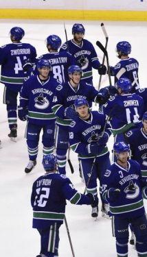 NHL Preseason: Vancouver Canucks vs. Seattle Kraken